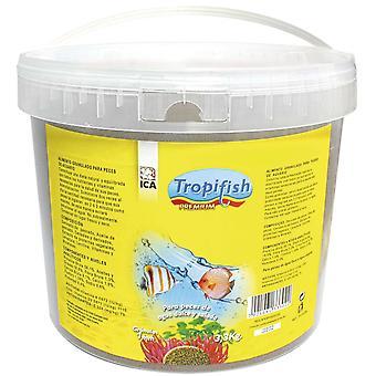 TropiFish Granulate (kala , ruoka, lämmin vesi)