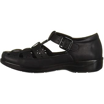 Easy Street Women's Dorothy T-Strap Comfort Casual Mary Jane Flat