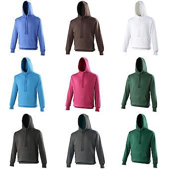 Awdis Mens Street Hooded Sweatshirt / Hoodie