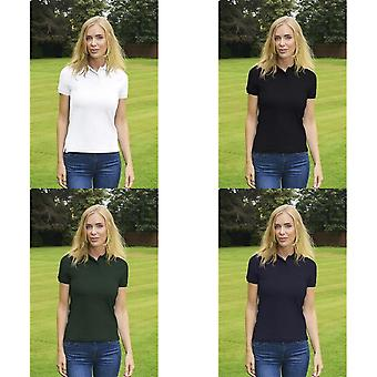 Polo de Diva absolue Apparel Womens/dames