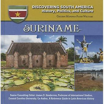 Suriname by Colleen Madonna Flood Williams - 9781422233047 Book