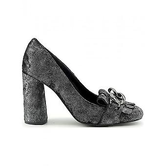 Made in Italia - Shoes - High Heels - ENRICA-NERO - Mulheres - preto,dimgray - 40