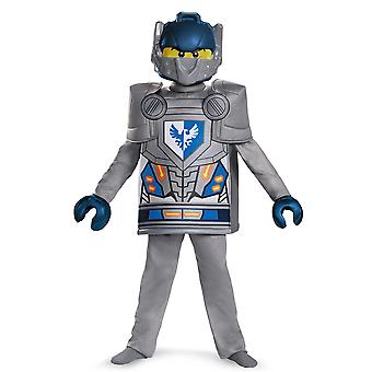 Déguisement deluxe Clay Nexo Knights- LEGO® enfant