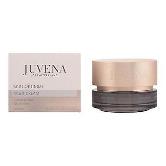 Night Cream Skin Optimaliseren Juvena