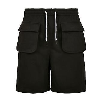 Urban Classics Men's Sweatshorts Big Pocket Terry