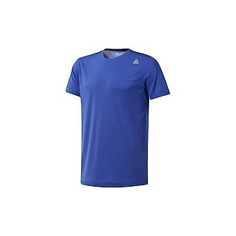 Reebok Wor Tech Top DU2134 training all year men t-shirt