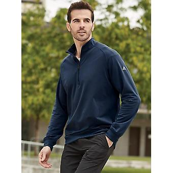 Adidas - quarter-zip club pullover - a270