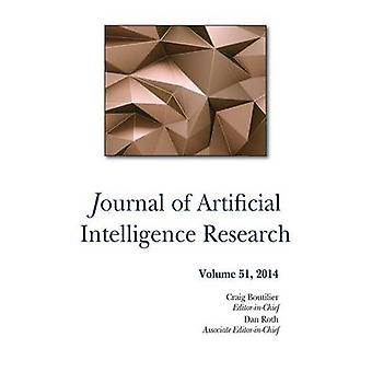 Journal of Artificial Intelligence Research Volume 51 by Boutilier & Craig