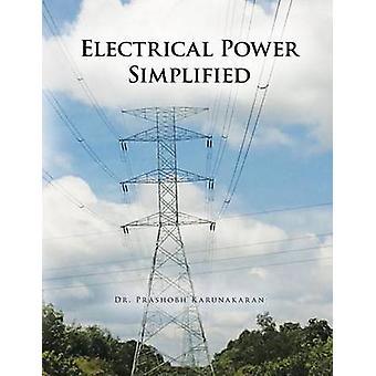 Electrical Power Simplified by Karunakaran & Dr. Prashobh