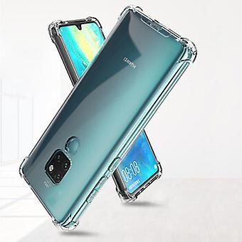 FONU Anti-Shock Verstevigde Backcover Hoesje Huawei Mate 20
