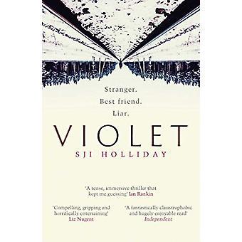 Violet by SJI Holliday - 9781912374854 Book