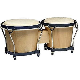 Stagg BW-70-N Wooden Bongo Set