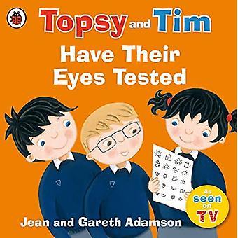 Topsy y Tim: tienen los ojos probados