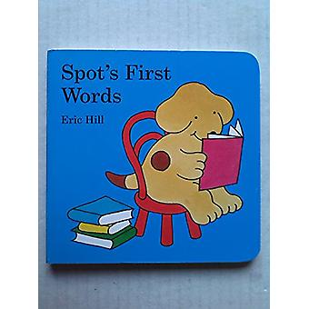 Spot Looks at First Words by Eric Hill - 9780723266235 Book