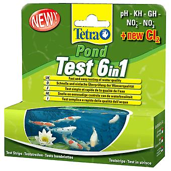 Tetra Pond Test 6 en 1 (Poissons , Bassin , Test)