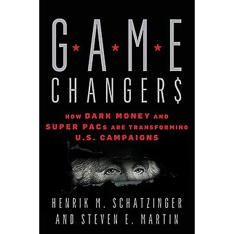 Game Changers by Henrik Schatzinger