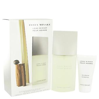 L'eau D'issey (issey Miyake) Gift Set By Issey Miyake 4.2 oz Eau De Toilette Spray + 2.5 oz Shower Gel