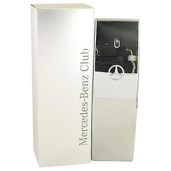 Mercedes Benz Club Eau De Toilette Spray By Mercedes Benz 3.4 oz Eau De Toilette Spray
