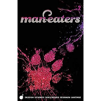 Man-Eaters Volume 2 by Chelsea Cain - 9781534313095 Book