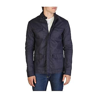 Armani jeans - clothing - jackets - C6K68_ES_5G - men - navy - 50