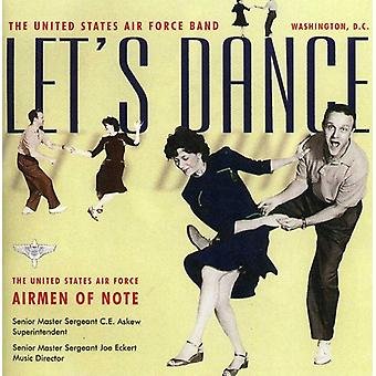 U.S. Air Force Airmen of Note - Let's Dance [CD] USA import