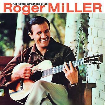 Roger Miller - alle tid Greatest Hits CD] USA import