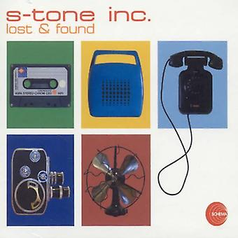 S-Tone Inc. - Lost & Found [CD] USA import