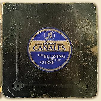 Lance Canales - Blessing & Curse [CD] USA import