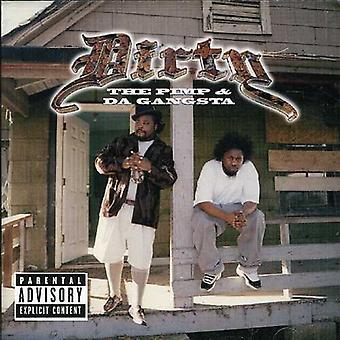 Dirty - Pimp & Da' Gangsta [CD] USA import
