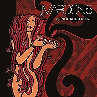 Maroon 5 - Songs About Jane [Vinyl] USA import