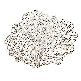 Ontto eristys lasinaluset pöytäkulho matot sisustus lämmönkestävä Placemat