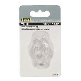 Hagen GLO CLIPS T5 (2pc) (Fish , Aquarium Accessories , Tubes, Suction Pads & Clips)