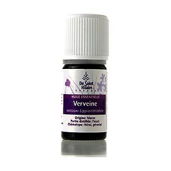 Verbena Cit essential oil. Organic 5 ml of essential oil