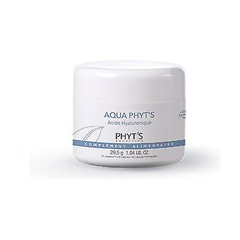 Aqua Phyt's Hyaluronic Acid 80 vegetable capsules