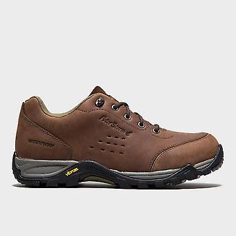 Peter Storm Men's Grizedale Waterproof Walking Shoes Brown