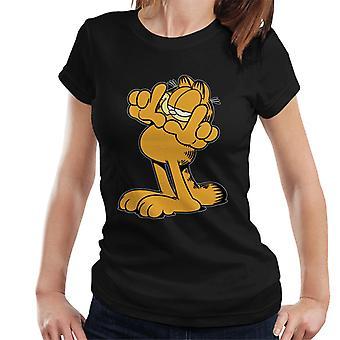 Garfield finger Frame kvinner ' s T-skjorte