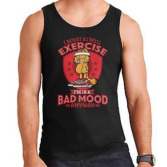 Garfield Bad Mood is gelijk aan oefening mannen ' s vest