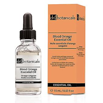 Dr botanicals blood orange essential oil