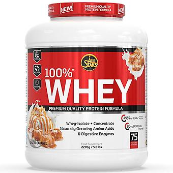 All Stars 100% Whey Protein Salted Caramel 2270 gr