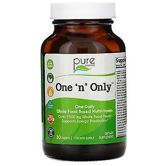 Pure Essence, One 'n' Slechts 30 tablets