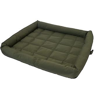 40 Winks Water Resistant Crate Mattress - Country Green - 91cm (36 inch)