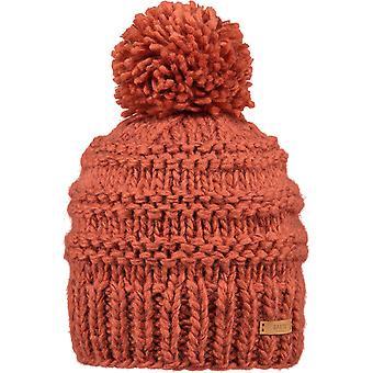 Barts Jasmin Bobble Hat in Ginger