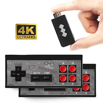 Wireless Handheld Tv Video Game Console Built In 568 Classic Game Mini Retro Controller For Hdmi Output Dual Player (y2 Hd)