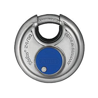 ABUS 24IB/60mm Diskus Riippulukko Näppäiminen Sekä EE0113 ABUKA32502