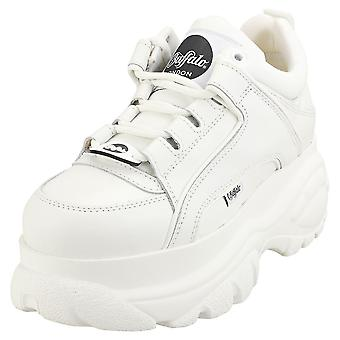 Buffalo London 1339-14 2.0 V Womens Platform Trainers in White