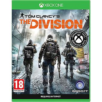 Tom Clancy's The Division Xbox One -peli (suurimmat osumat)