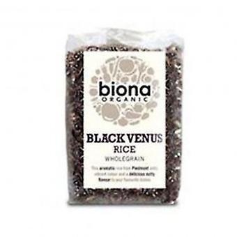 Biona - Org musta Venus Piemonten riisi 500g
