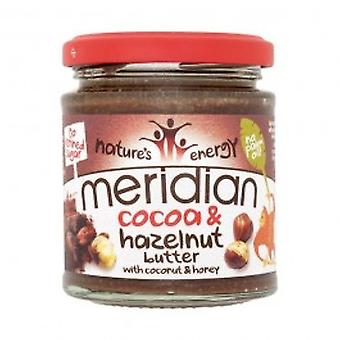 Meridian - Cocoa & Hazelnut Butter 170g