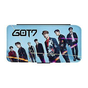 K-pop Got7 Samsung Galaxy S9 Wallet Case