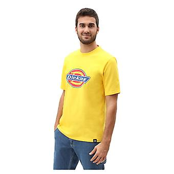Dickies Horseshoe Tee - Spectra Yellow